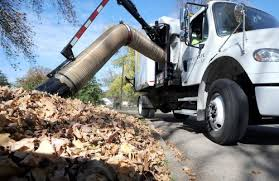 Leaf Pickup Ends Friday, December 2